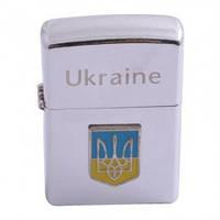 "Зажигалка ""Герб Украина"", бензин"