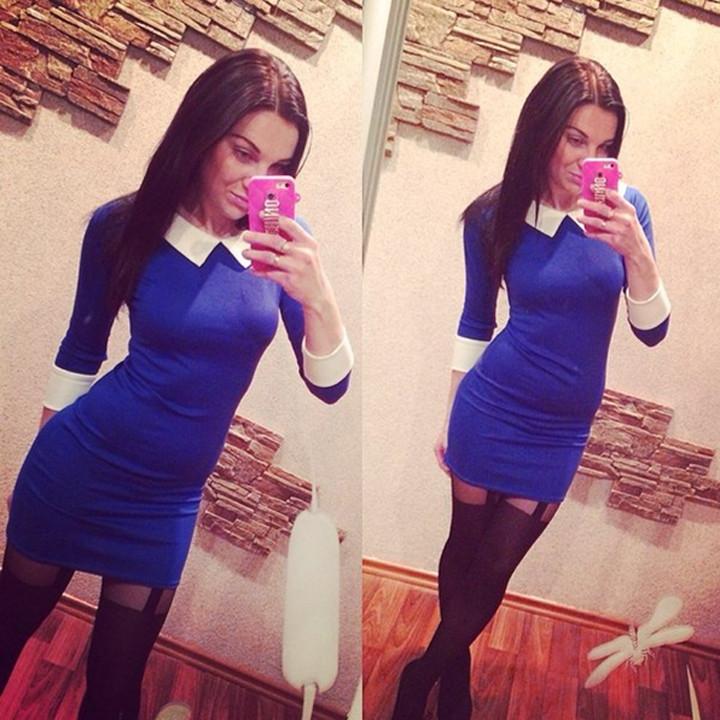 Женское платье СС5494