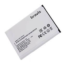 Аккумулятор для Bravis A501 Bright 2000 mAh AAAA Original 23723, КОД: 137902