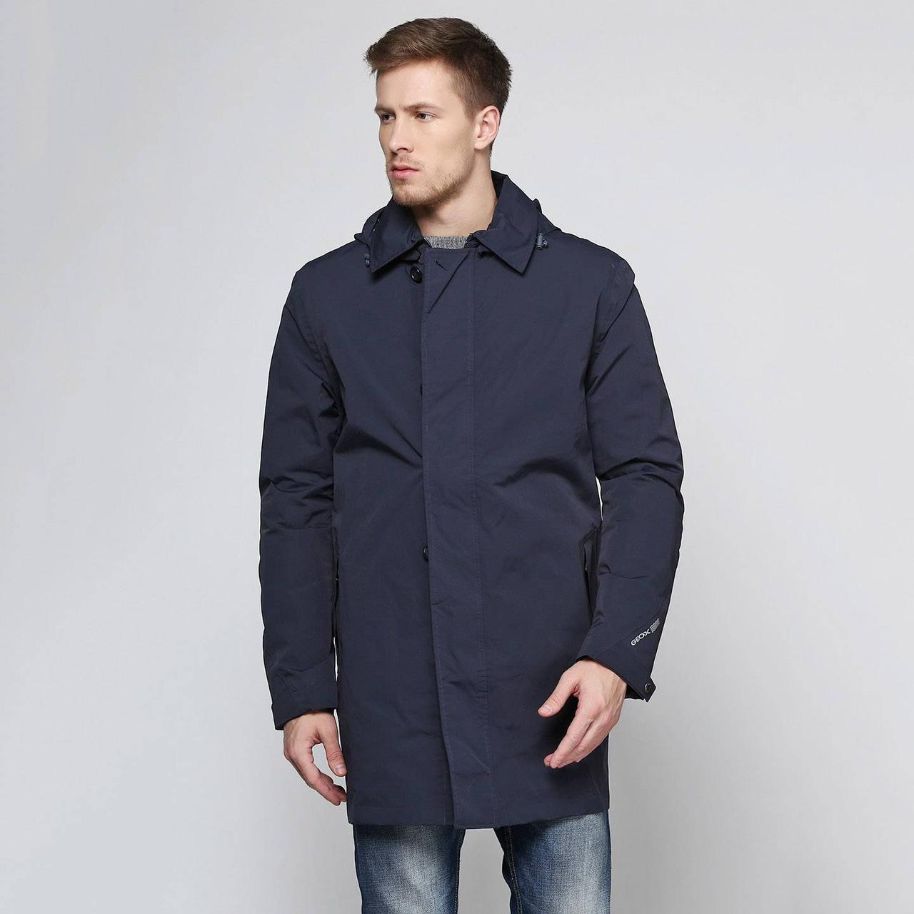 4aab0cae8c61 Куртка мужская Geox M3221C 48 Синий M3221CBL-48, КОД  305258 - Интернет-