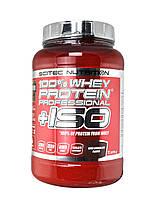 Протеин Scitec Nutrition 100% Whey Protein Professional +ISO 870 g