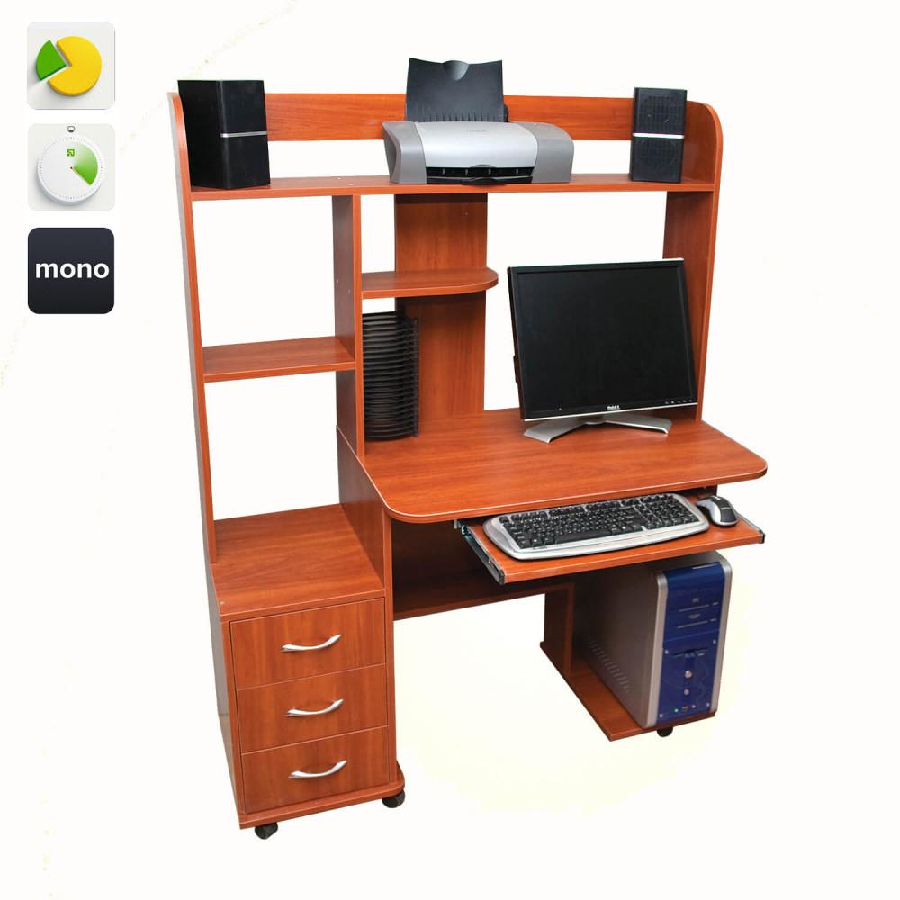 """Компьютерный стол """"Ника-мебель"""" «Ника 27»"""