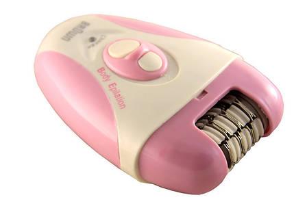 Эпилятор Hair Remover Brown 1035, женский эпилятор для удаления волос, фото 2