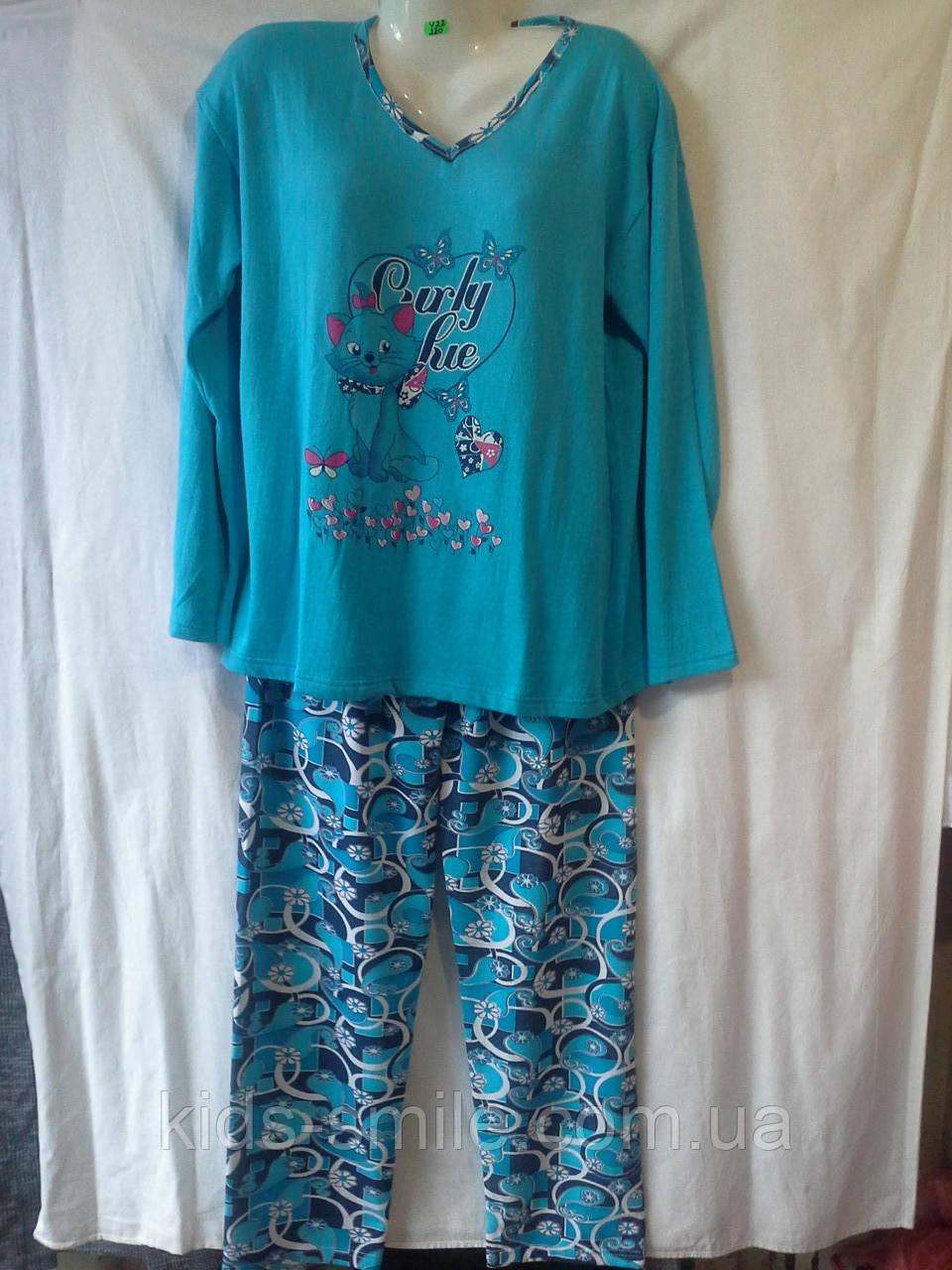 Пижамы женские теплые НОРМА