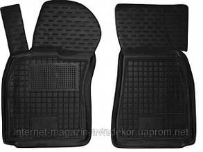 Коврики передние для Audi A6 2004-2011 г., Avto-gumm (Автогум) полиуретан