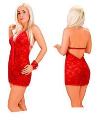 Платье и стринги Roxana красное, КОД: 277712