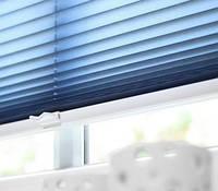 Шторы плиссе на арочные окна солнцезащитные