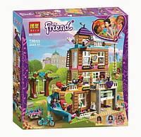 Конструктор Bela 10859 Дом дружбы. Френдс, 730 деталей (аналог Lego Friends 41340)
