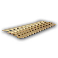 Шпатель деревянный 5 шт