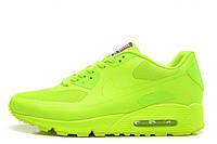 1a9678f7 Мужские кроссовки Nike Air Max 90 Hyperfuse Ultragreen Usa размер 44  UaDrop109919-44, КОД