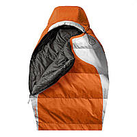 Спальный мешок Eddie Bauer Snowline 20 Synthetic до -7С  Orange 1806, КОД: 108977