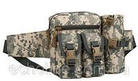 Тактическая сумка на пояс D5 1005 ACU