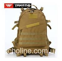 Тактический рюкзак 3-DAY ASSAULT тан