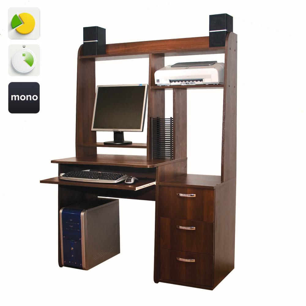 """Компьютерный стол """"Ника-мебель"""" «Ника 34»"""