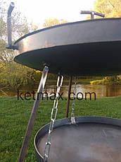 Сковорода с подставкой для огня, фото 3