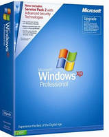 Microsoft Windows XP Professional Rus SP2 OEM (E85-04773)