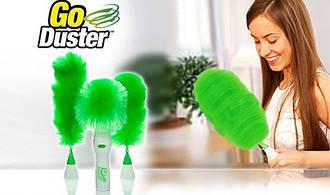Электрощетка для профессиональной уборкиGo Duster PR2