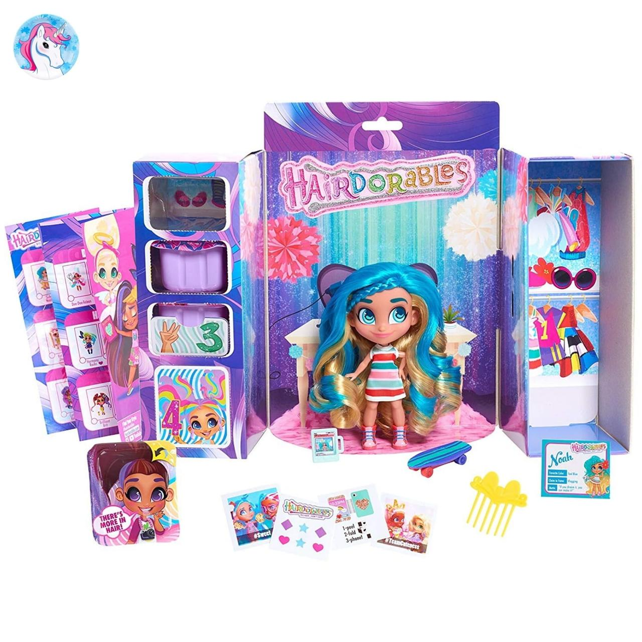 Кукла Хэрдораблс Hairdorables Dolls