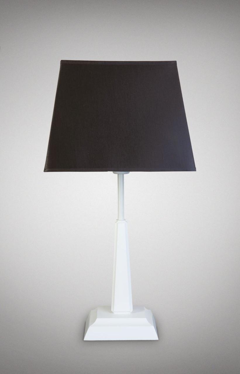 Деревянная настольная лампа  14100-1