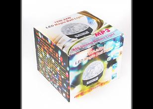 Светомузыкальный диско шар SD-081