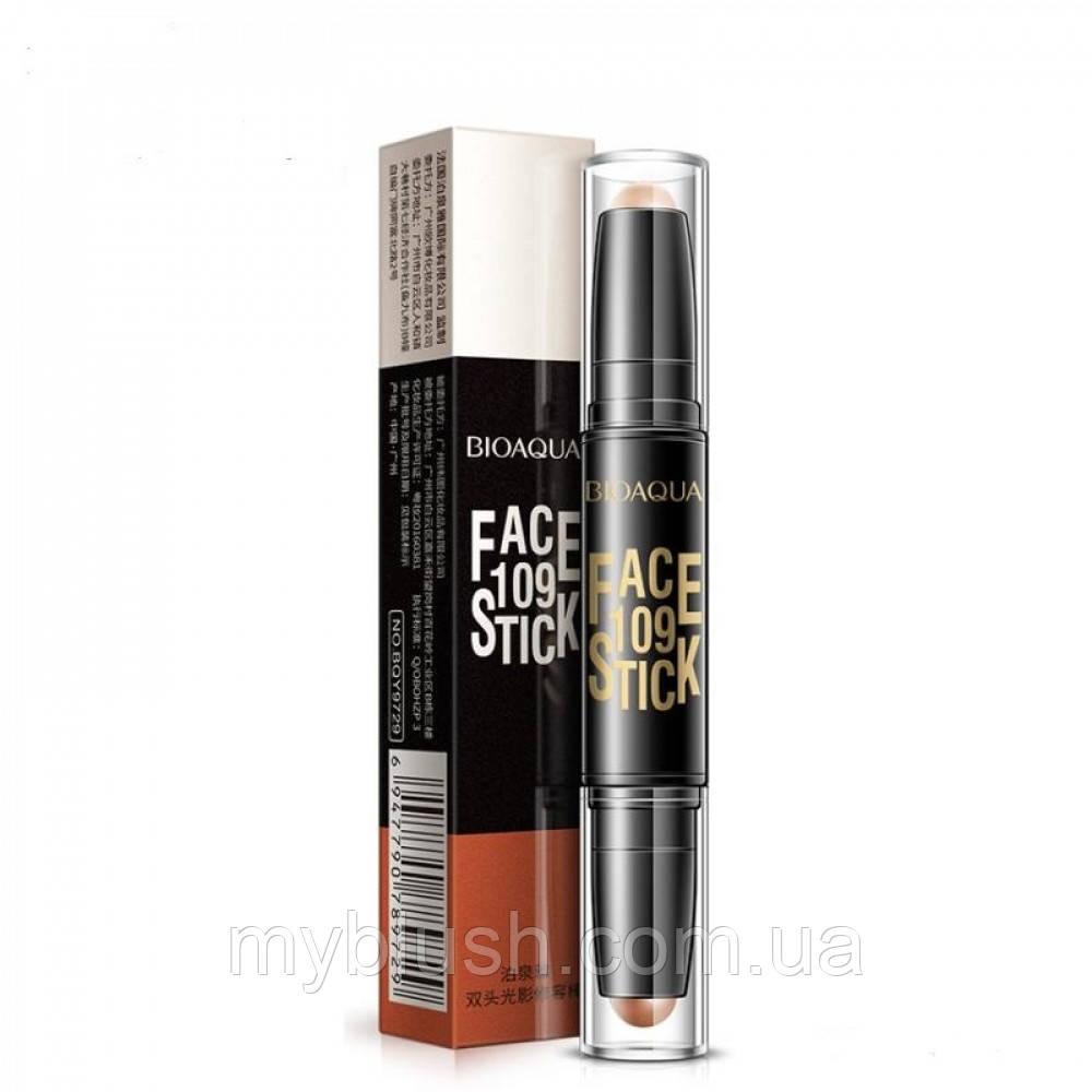 Корректор карандаш Bioaqua Face 109 Stick № 3 (Shallow color)