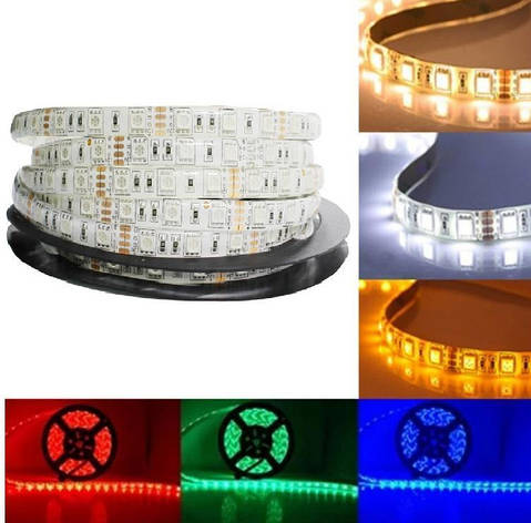 Светодиодная лента  LED 5050 RGB PR3, фото 2