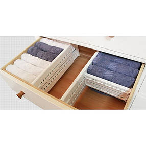 Органайзер для одежды Expandable Dresser Drawer Dividers, фото 2