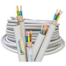Електричні кабелі і дроти