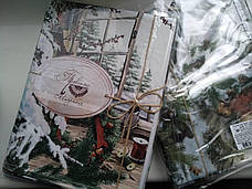 Скатерть Прованс Зима 224x148 см (4823093409705), фото 2