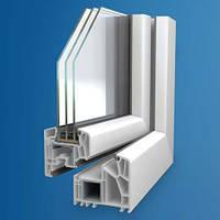 Вікна із профільної системи VEKA ALPHALINE
