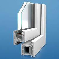 Вікна із профільної системи VEKA SOFTLINE