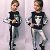Стильный костюм на девочку