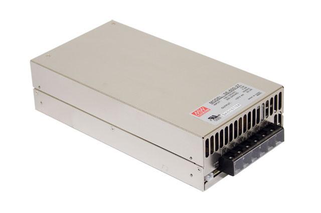 Блок питания 600Вт 12В негерметичный MEAN WELL SE-600-12