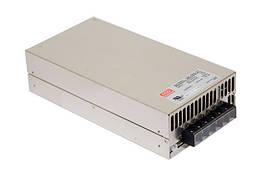 Блок питания негерметичный Mean Well (Минвел) SE-600-12 600Вт 12В