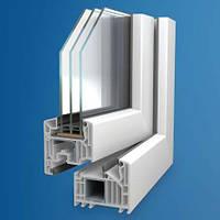 Вікна із профільної системи VEKA SOFTLINE 82