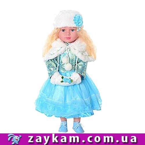 Велика музична лялька Ксенія, ріст ляльки 56 див., співає пісню про поні, конячку коня