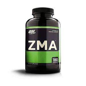 Цинк с магнием Optimum Nutrition ZMA 180 caps