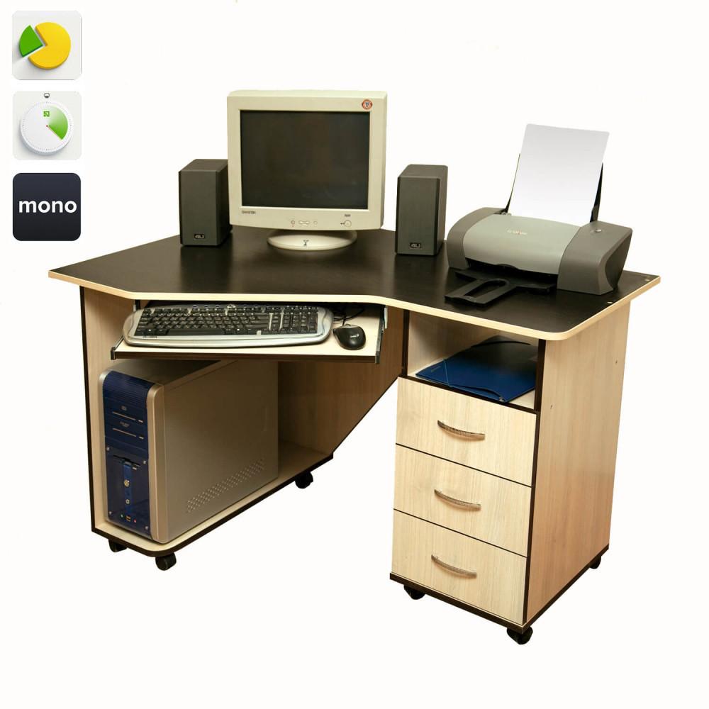 """Компьютерный стол """"Ника-мебель"""" «Ника 40», фото 1"""