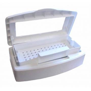 Ємність для дезінфекції манікюрних інструментів 500 мл., фото 2