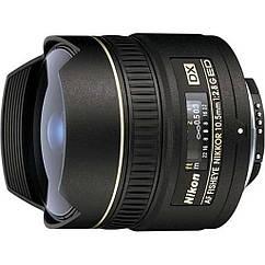Nikkor AF DX 10.5mm F/2.8G ED