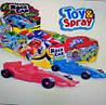 JOHNY BEE® Race Car Spray