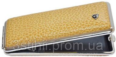 Портсигар VH 904325 для 8 KS/12 Super KS сигарет кожа Песочный