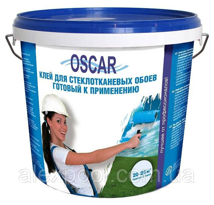 """Клей """"OSCAR"""" для стеклообоев 10 кг"""