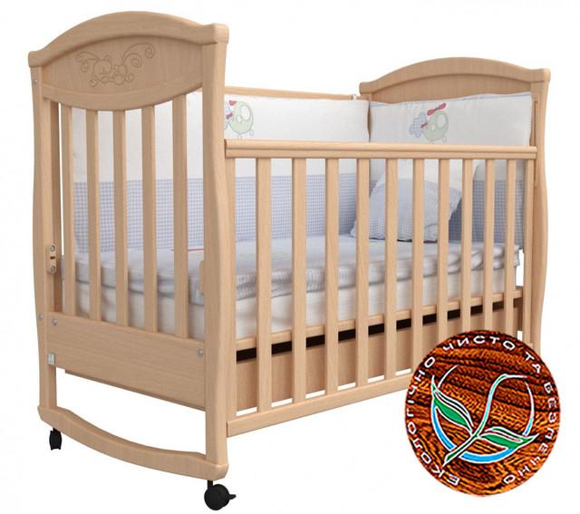 Детская кроватка Соня ЛД 4
