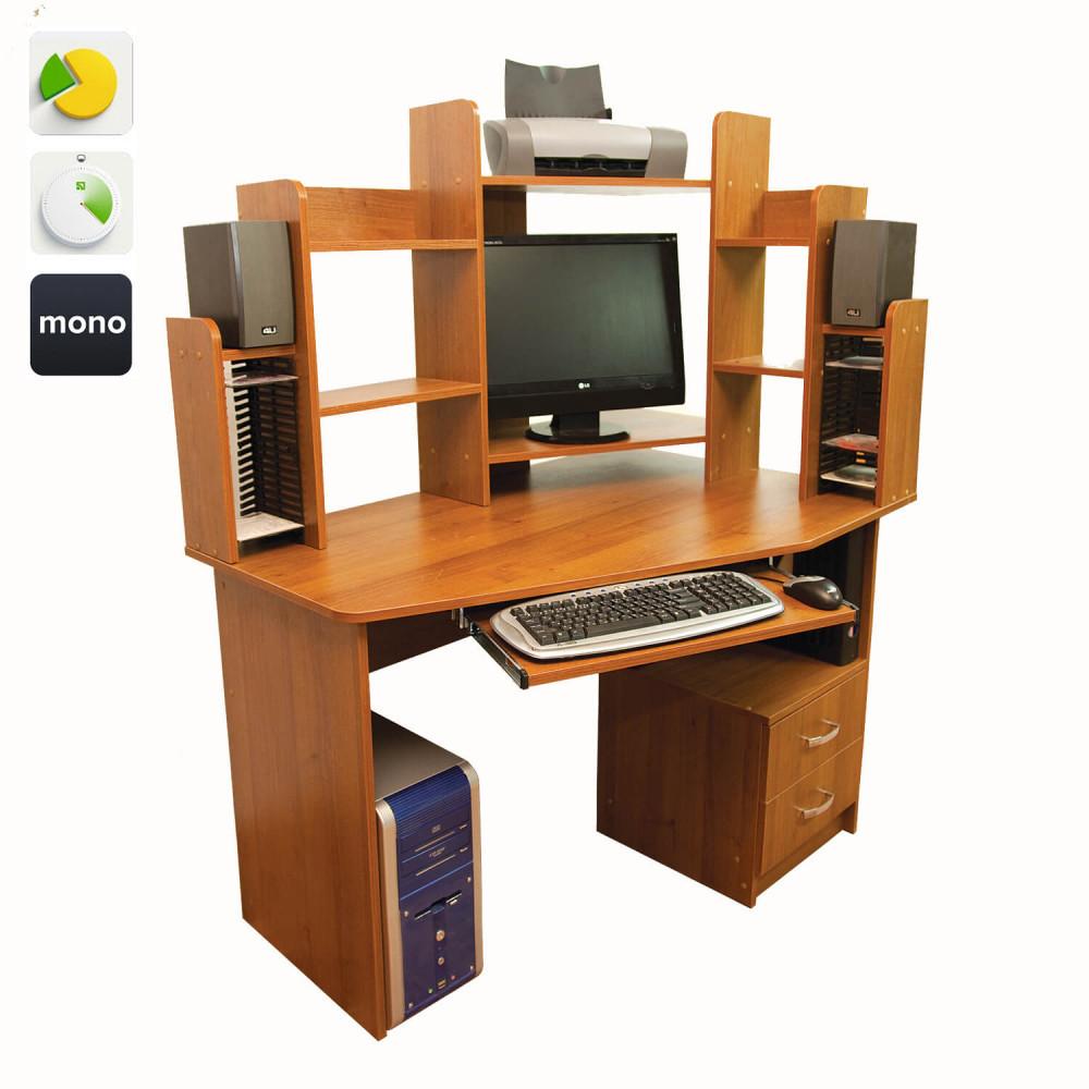 """Компьютерный стол """"Ника-мебель"""" «Ника 44»"""