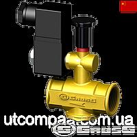 Газовый электромагнитный клапан GSV16/RMO N.A. Ду 15