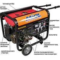 Генератор бензиновый Miol 83-500