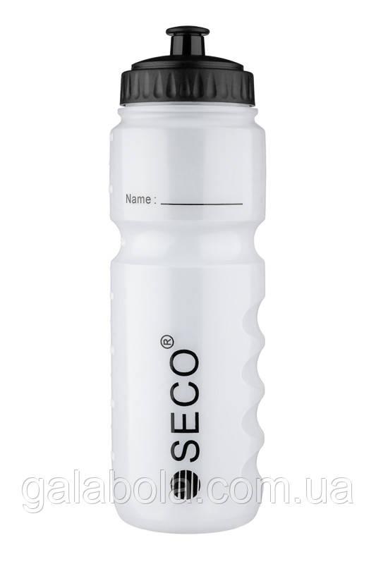 Бутылка для воды SECO белая (0,75 литра)