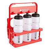 Бутылка для воды SECO белая (0,75 литра), фото 4