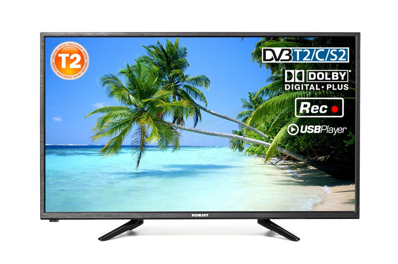 Телевизор Romsat 32HMC1720T2 .